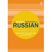 A Frequency Dictionary of Russian by Serge Sharoff