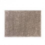 Schöner Wohnen Feeling Teppich, L: 140 B: 70 H: 5,5 cm, creme/silber 6160061003