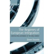 The Regimes of European Integration by Shawn W. Donnelly