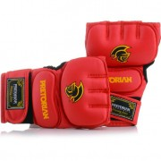 Luva Pretorian MMA Training RED - P