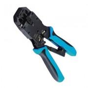 Cleste pentru sertizat cablu Lankat, cleste sertizat profesional RJ11, RJ12, RJ45