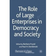 The Role of Large Enterprises in Democracy and Society by Barbara Fryzel