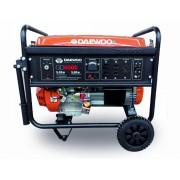 Генератор бензинов 5/5.5 kW, ел. старт, GD6000E, DAEWOO