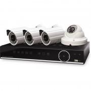 Digitus Analog HD Netzwerk-Videorekorder Kit