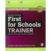 Dell First for schools trainer. Practice tests. Without answers. Con CD Audio. Con espansione online