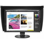 "Monitor IPS LED EIZO 24"" CG2420, HDMI, DisplayPort, DVI, 10 ms, Pivot (Negru)"