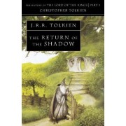 The Return of the Shadow by Christopher Tolkien