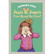 Junie B. Jones First Boxed Set Ever! by Barbara Park