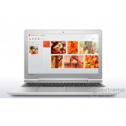 Lenovo Ideapad 80RU009HHV, ecran mat, White