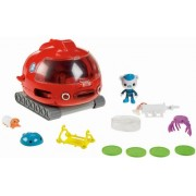 Fisher Price Octonauts Launch and Rescue Gup X Vehicle