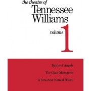 The Theatre of Tennessee Williams: Battle of Angels, a Streetcar Named Desire, the Glass Menagerie Volume I by Tennessee Williams