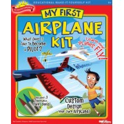 Kit esploratori scientifici il mio primo aeroplano-