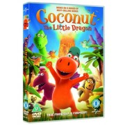 Cococnut:The Little Dragon:Caroline Kebekus,Max von der Groeben - Coconut: Micul dragon (DVD)
