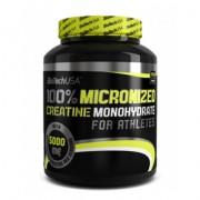 BioTech USA 100% Micronized Creatine Monohydrate por - 1000g
