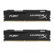 Kingston Technology HyperX FURY - Barrettes de Mémoire DDR4 16 Go (2x8 Go) (HX421C14FBK2/16) - Noir