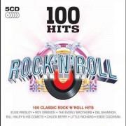 Artisti Diversi - 100 Hits Rock& Roll (0654378701429) (5 CD)