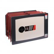 Seif de incastrat in perete Model WL.3328.E, inchidere electronica, 315 x 440 x 280 mm