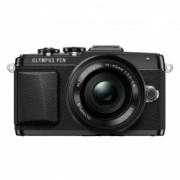 Olympus E-PL7 negru + 14-42mm 1:3.5-5.6 EZ Pancake negru