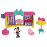 Fisher-Price Disney Minnie Mouse: Minnies Snack Shack Playset