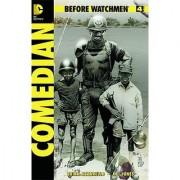 Before Watchmen Comedian #4 (of 6) Regular JG Jones Cover Comic Book