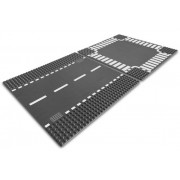 7280 Straight & Crossroad Plates