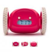 Nanda Clocky Raspberry - тичащият будилник