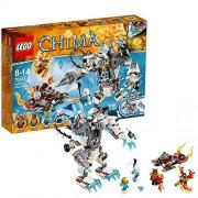 Lego Chima 70223: Icebite's Claw Driller