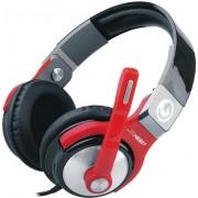 Casti cu microfon Gaming Marvo HX60 (Rosu)