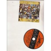 Cd Box Album Joke Le Facteur Humain 8 Titres Question D'égo Mezamis, Kick Les Machos Violence Sytè