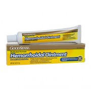 GOOD SENSE HEMORRHOIDAL OINTMENT (2oz) 57g