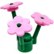 LEGO Disney Frozen Terrain Pink Flower Accessory [Loose]