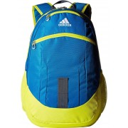 adidas Foundation II Backpack Unity Blue/Shock Slime/Deepest Space/Neo White