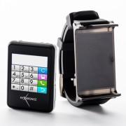 MyKronoz Smartwatch ZeNano black Смартчасовник