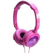 iDance JOCKEY 500 Over-Ear Headphone (Purple)