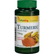 Turmeric (Curcuma longa) (60 caps)