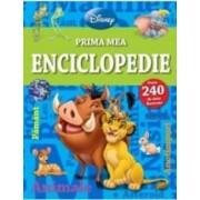 Disney - Prima mea enciclopedie - Pamant animale natura anotimpuri