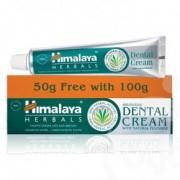 Himalaya Herbals ajurvédikus fogkrém természetes fluoriddal - 100 g