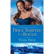 Twice Tempted by a Rogue by Tessa Dare