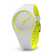 Ice-Watch DUO IW001492 Grey Yellow Small horloge