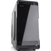Carcasa Modecom Mini Cool cu sursa 600W neagra