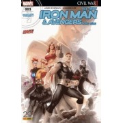 All-New Iron Man & The Avengers Hors-Série N° 3 - Changement De Perspective