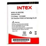 Adquid Battery Compatible For Intex Aqua Q7 BR2075BU 2000 mah