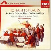 Willy Boskovsky - Johann Strauss Valses (0724382667223) (1 CD)