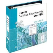 Junior Science Experiments on File: Volume 2 by Aviva Ebner