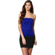 Solid Color Tube Top (Available In Colors)