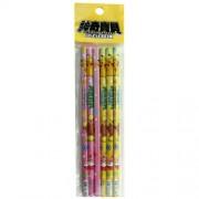 6 Pack Pokemon Pencils - Pokemon Pencils