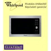 Whirlpool AMW 1601/IX felsőszekrénybe építhető mikrohullámú sütő
