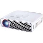 Videoproiector portabil Philips PicoPix PPX4835, 350 lumeni, 1280 x 720, Contrast 100.000:1 (Alb)