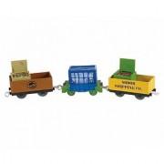 Thomas The Train: TrackMaster Brendam Shipping Co. Cargo Cars