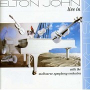 Elton John - Live in Australia with the Melbourne Symphony Orchestra (0731455847727) (1 CD)